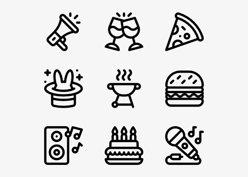Event Agency 50 Icons Hobbies Icon 600x564 Png Download Pngkit