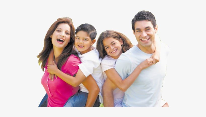 El Amor Y En Familia Indian Happy Family Pics Hd 600x400 Png