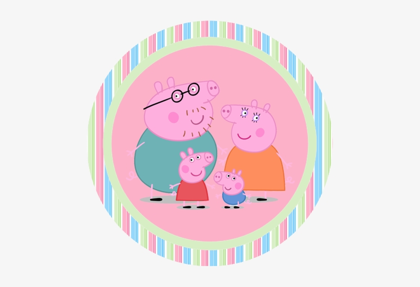 Peppa Pig Free Printable Toppers Labels Stickers Peppa Pig