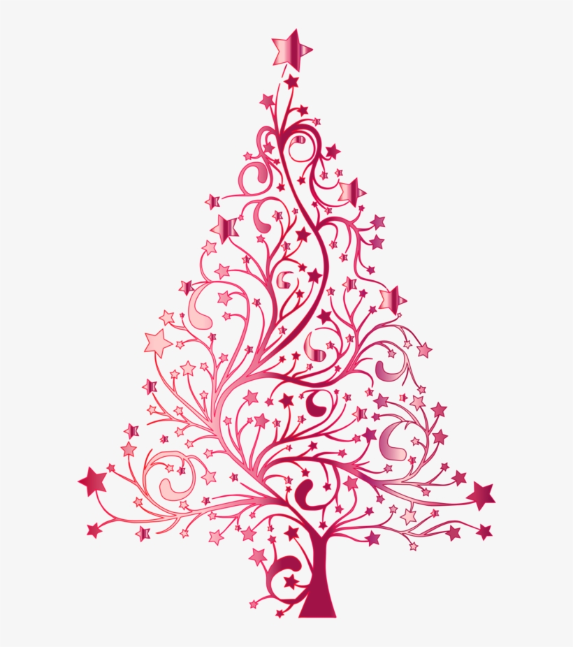 Png Black And White Library Pink Tree Site About Children