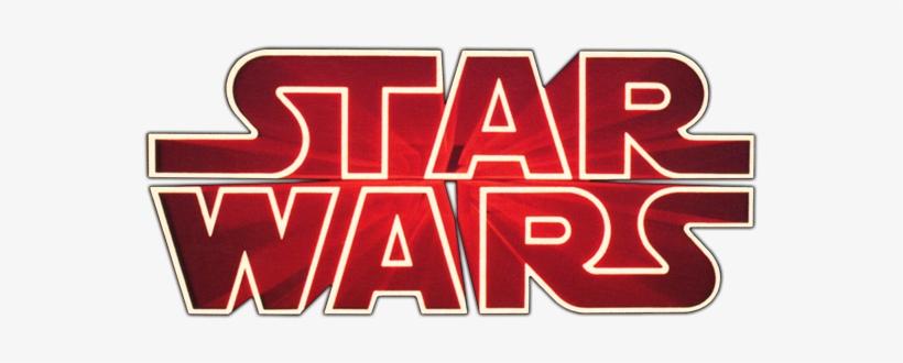 Star Wars Logo John Williams Star Wars Episode Iv A New Hope Vinyl 560x250 Png Download Pngkit