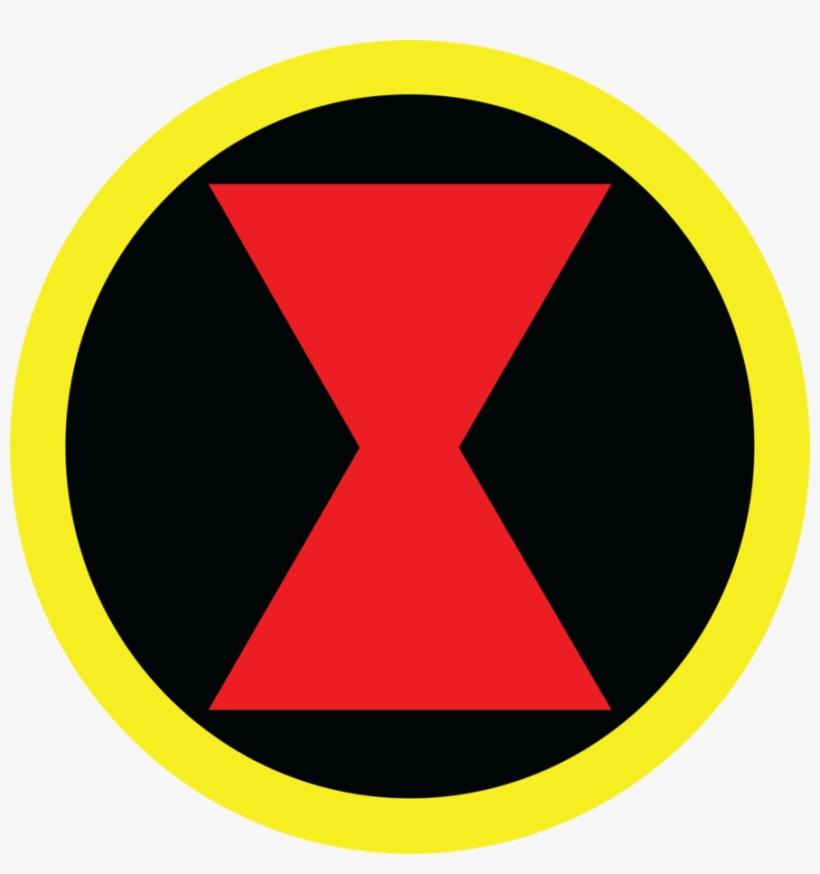 Black Widow Symbol Black Widow Diy Black Widow Superhero Black Widow Logo Marvel 886x902 Png Download Pngkit