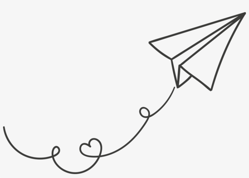 Free Png White Paper Plane Png Images Transparent Paper Airplane
