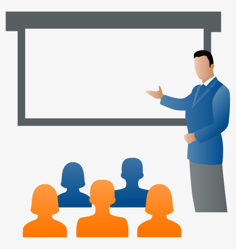 Presentation Discussion Train The Trainer Clipart Wop0kn8x