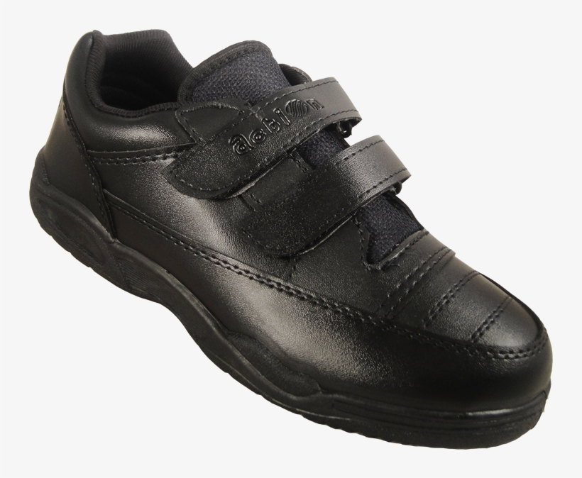 More Views - Action School Shoes For