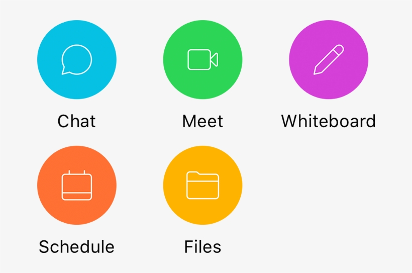 Chat Meet Whiteboard Schedule And Share Files With Cisco