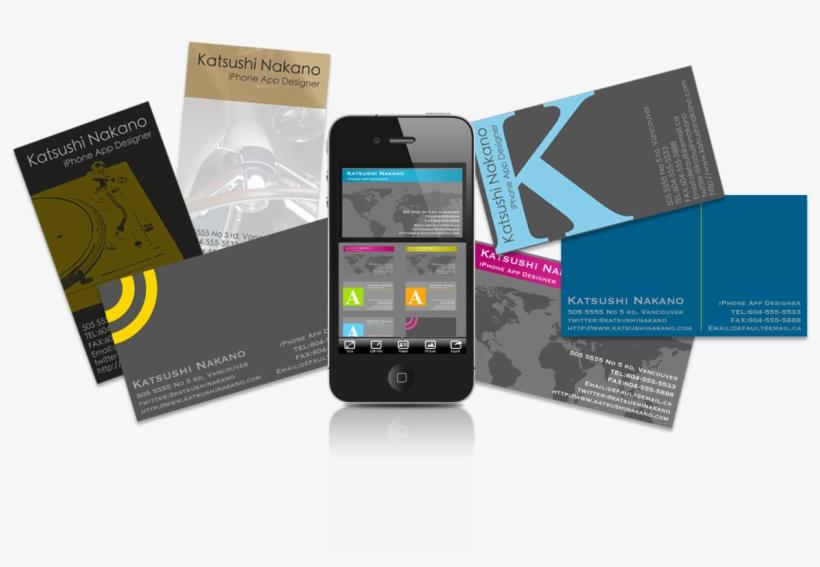 Business Card Template App Designer Maker Software Application Business Card 1247x787 Png Download Pngkit