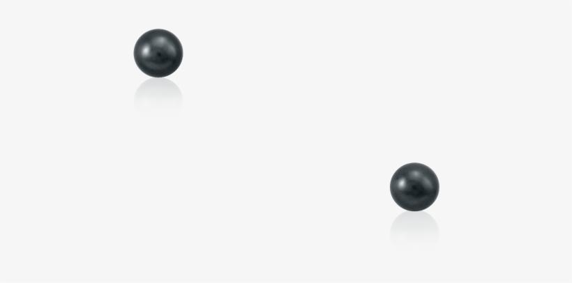 Nose Piercing Transparent Tumblr Mignon Faget Black Pearl Stud