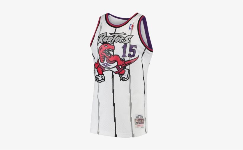 buy popular 1375f c622b Toronto Raptors Vince Carter White Swingman Jersey - Raptors ...