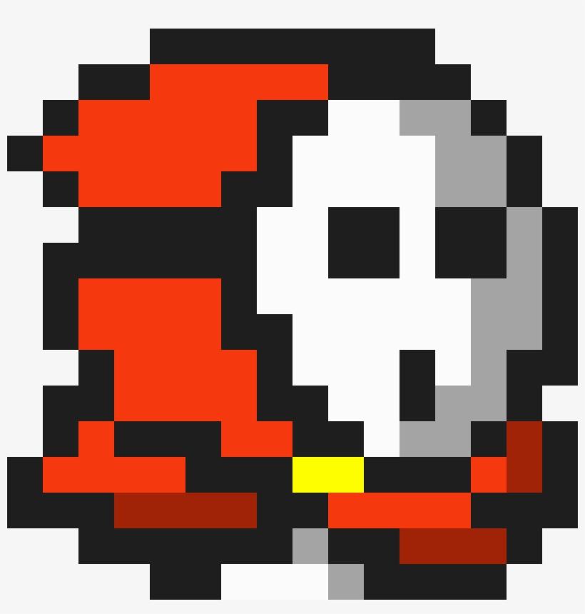 Mystery Mushroom Shyguy Super Mario Bros 2 Shy Guy 1120x1120