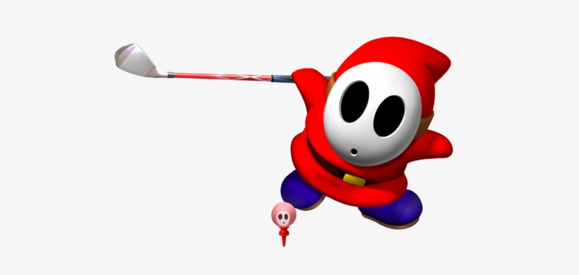 500px Shy Guy Mggt Mario Kart Ds 500x318 Png Download Pngkit
