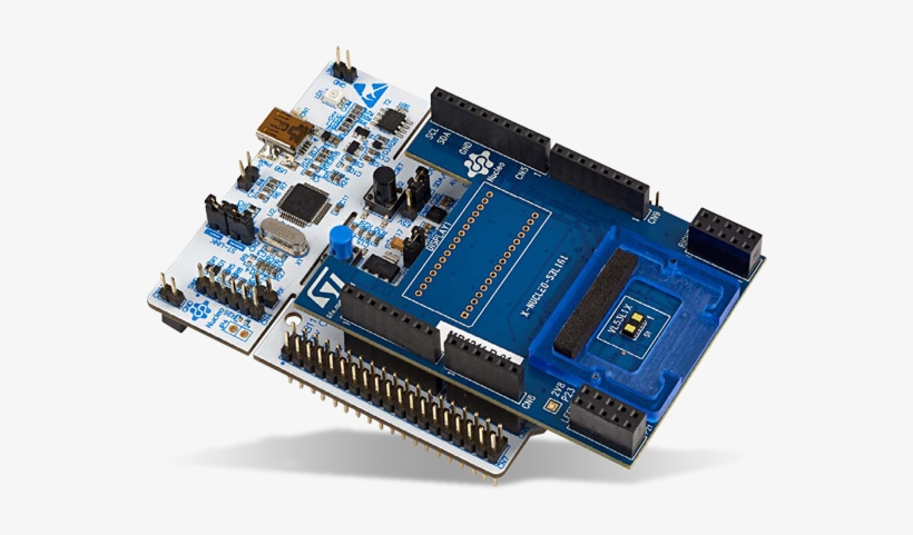 Stmicroelectronics P Nucleo 53l1a1 Evaluation Board - Stm32