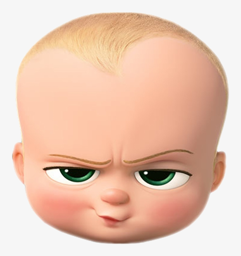 Baby Face Png Image Background Boss Baby Face Png