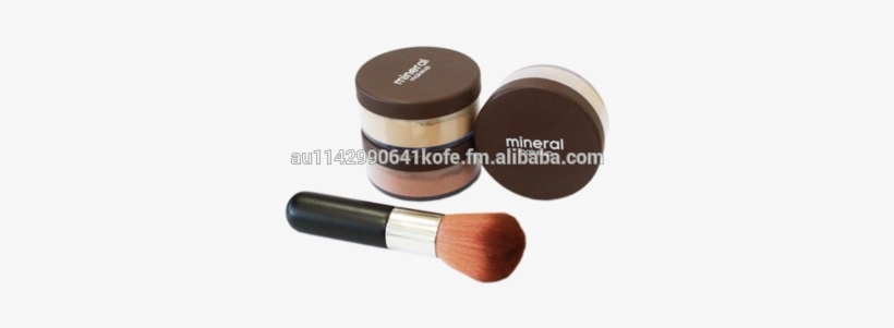 Prefilled Unbranded Private Label Powder - Makeup Brushes