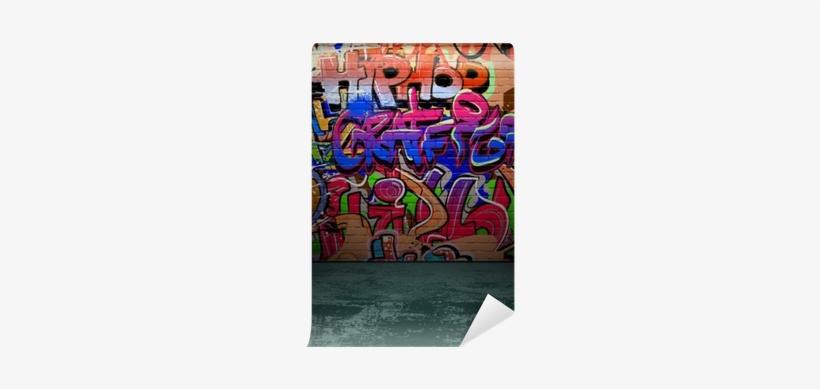 Graffiti Wall Urban Street Art Painting Wall Mural Picsart Gana Photo Background 400x400 Png Download Pngkit