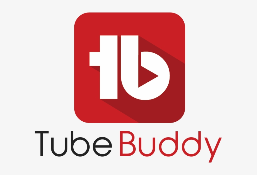 Download Tubebuddy Logo - Full Size PNG Image - PNGkit