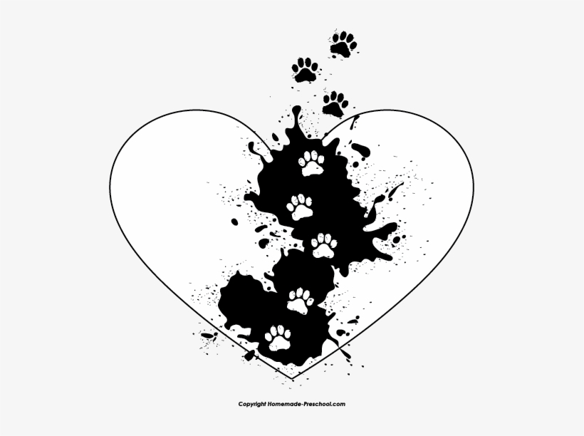 Freeuse Stock Dog Paw Heart Clipart Paw Print Heart With Transparent Background 513x532 Png Download Pngkit Download this free png photo for you design work. freeuse stock dog paw heart clipart