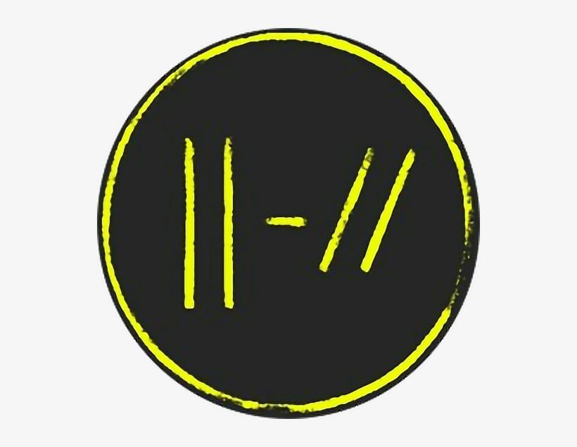 5f7d7215361bf2 Twenty One Pilots Are Back And I m Shook - Trench Twenty One Pilots Logo