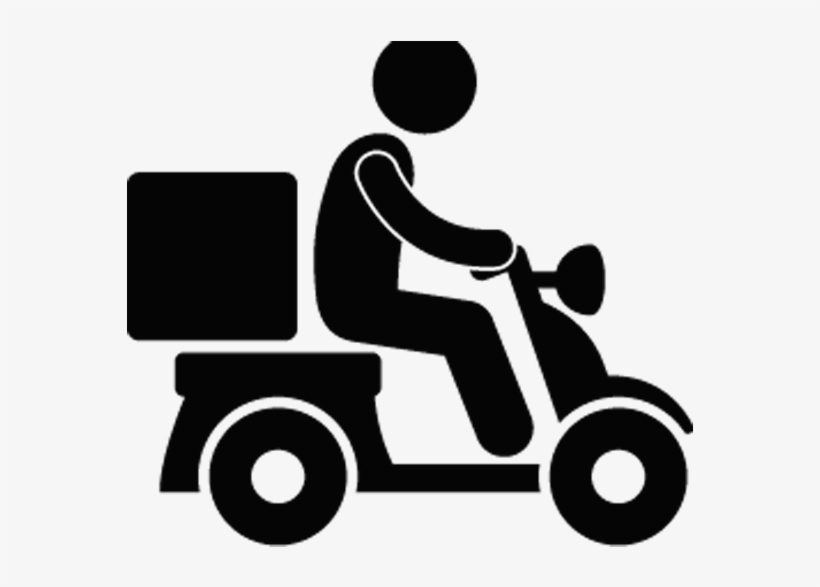 Chinese Cuisine Transport Motorcycle Home Delivery Png Icon 800x800 Png Download Pngkit
