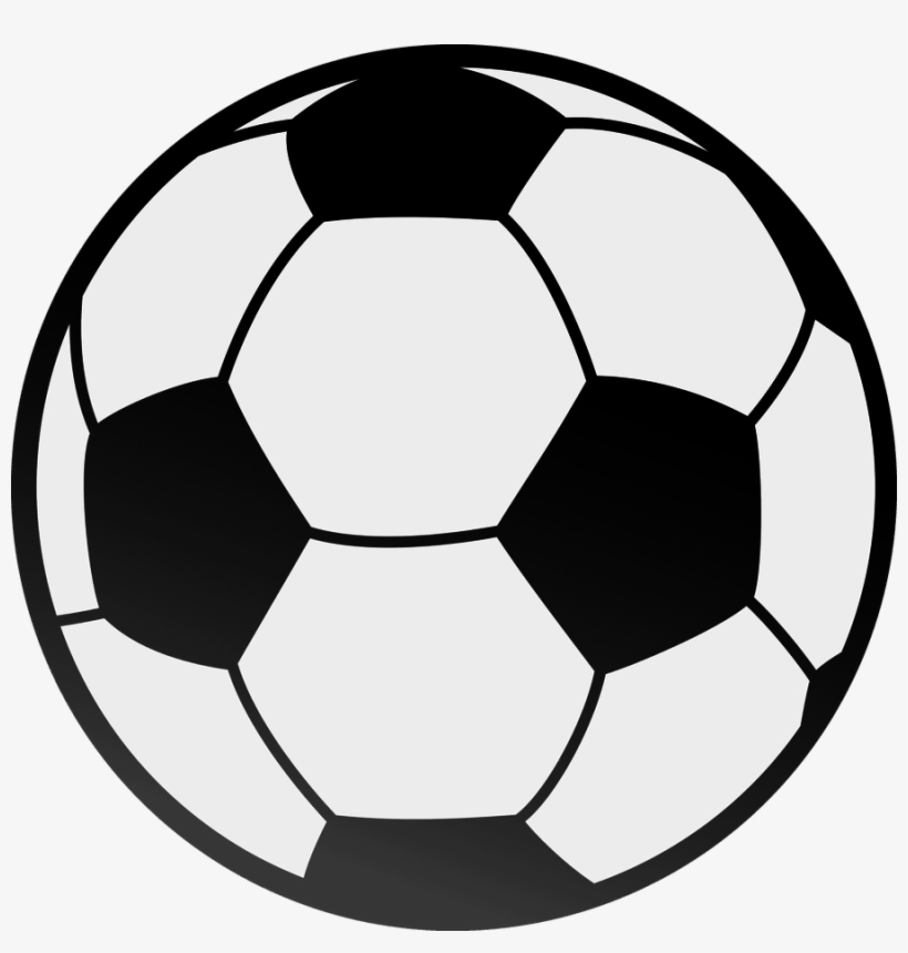 It is a photo of Soccer Ball Printable within transparent