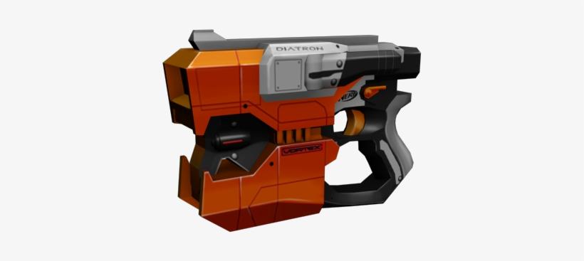 Nerfgun1 Roblox Nerf Gun 640x480 Png Download Pngkit
