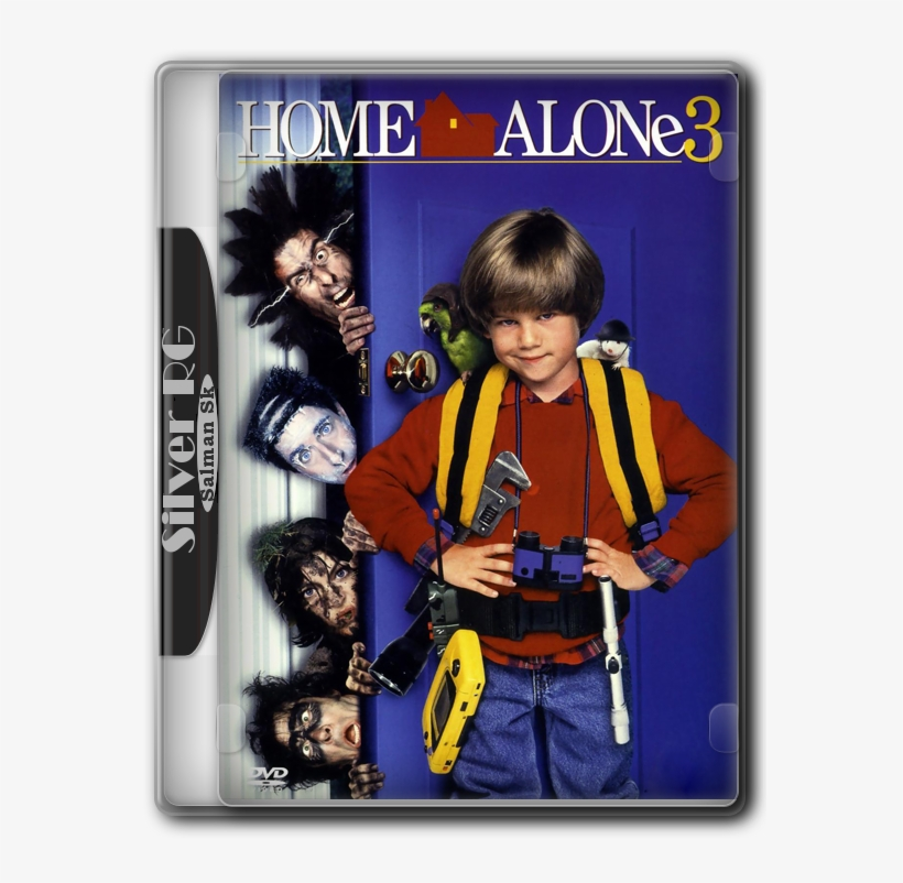 Home Alone Home Alone 3 Movie Poster 572x722 Png Download Pngkit