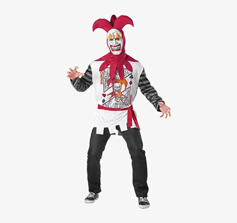 Halloween Joker Card.Joker Card Halloween Costume 400x704 Png Download Pngkit