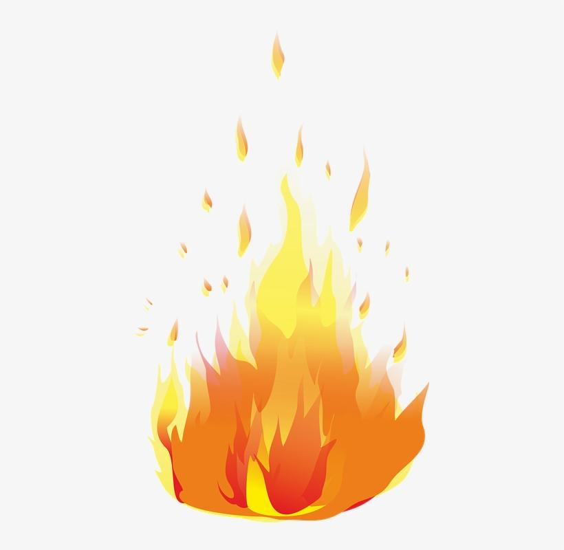 93+ Gambar Abstrak Api Paling Bagus