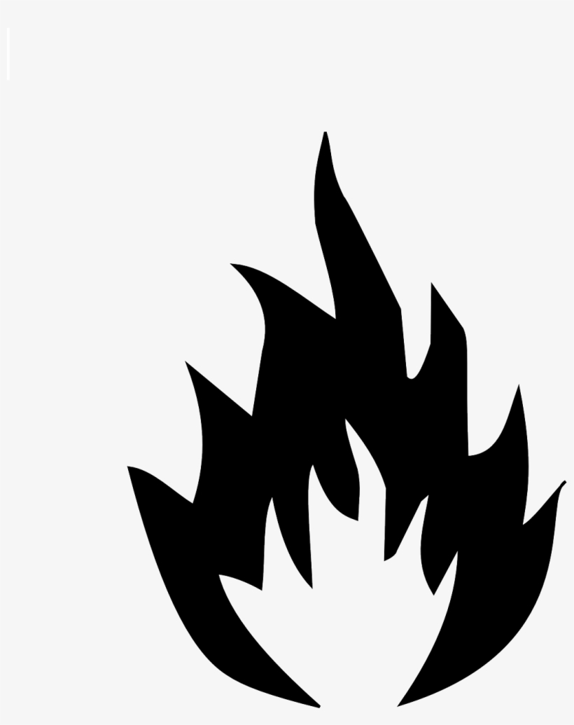 picture relating to Flame Stencil Printable identify How In direction of Attract Flames Hearth 17 No cost Printable Flames Stencils