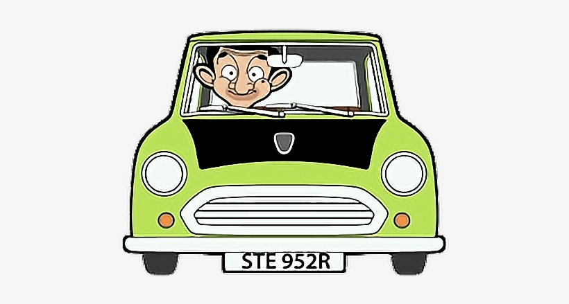 Report Abuse Mr Bean Car Animation 638x358 Png Download Pngkit