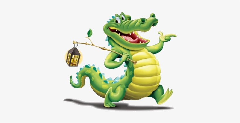 Alligator Clipart Funny Crocodiles And Alligators Cartoon 400x400 Png Download Pngkit