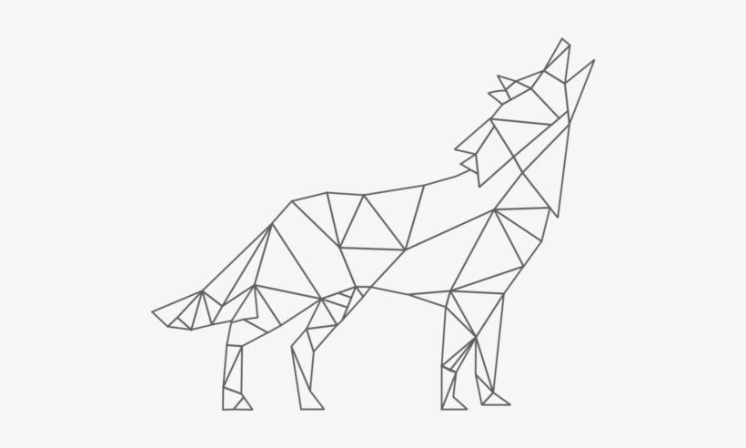 Origami Wolf - Jo Nakashima | 492x820