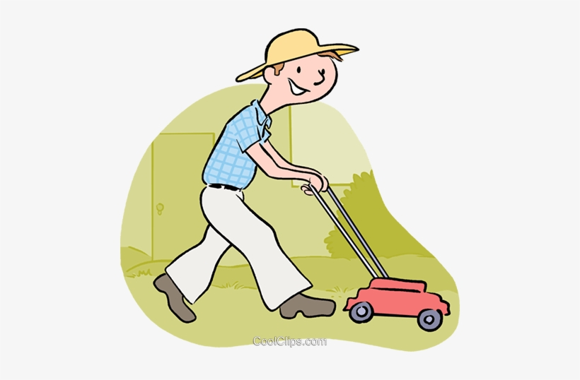 Lawn Mowers Royalty Free Vector Clip Art Illustration 480x458 Png Download Pngkit