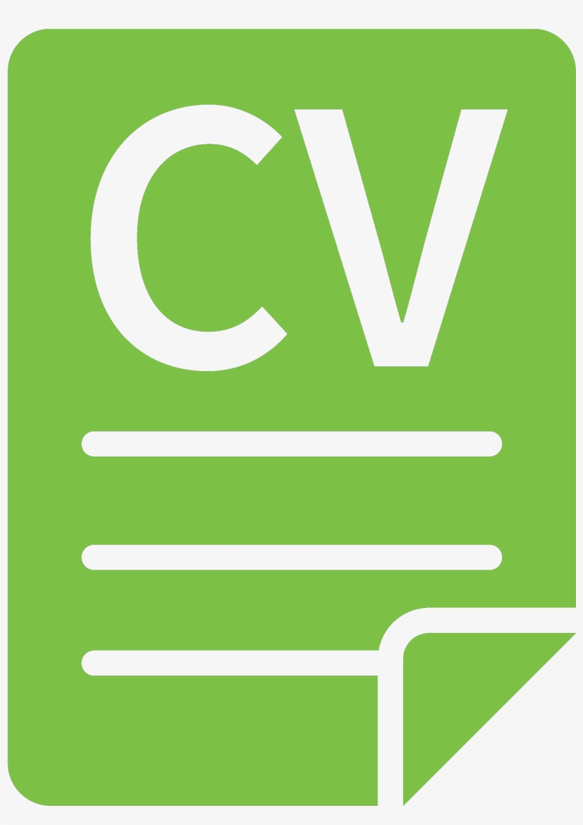 Resume Pic Cv Icon Png Green 2000x2000 Png Download Pngkit