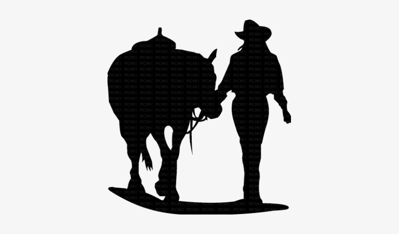 Cowgirl Horse Silhouette Cowgirl Up 377x400 Png Download Pngkit