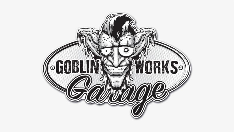 Jimmy Deville's Workshop - Goblin Works Garage T Shirt@pngkit.com