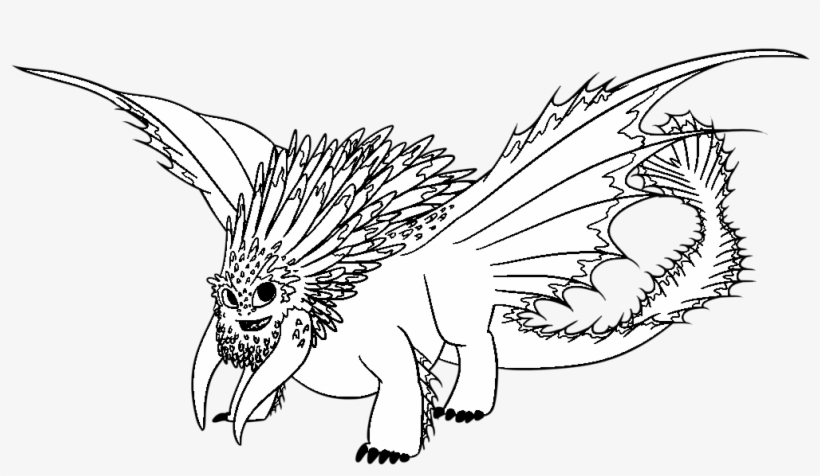 How To Train Your Dragon 2 Alpha Coloring Pages