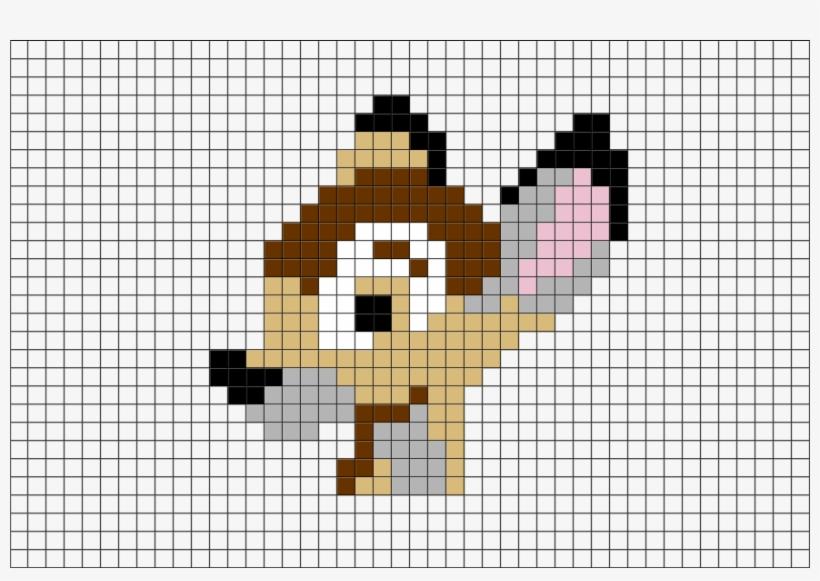 Photo Pixel Art Disney