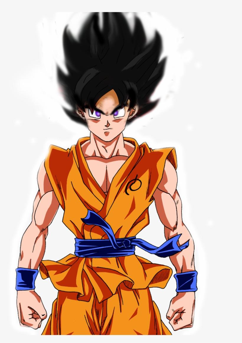 Image Dragon Ball Super Saiyan 1000 Goku 1000x1174 Png