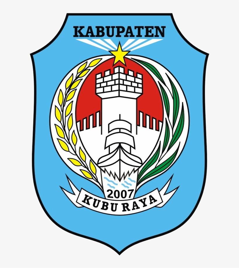 Lambang Kabupaten Kubu Raya Kubu Raya Regency 617x837 Png Download Pngkit