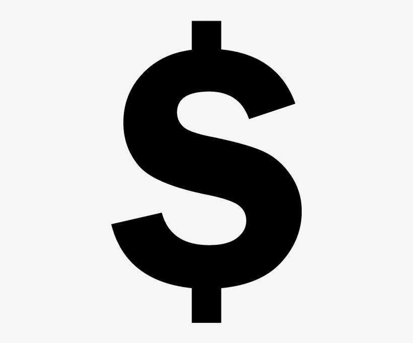 Dollar Sign Png - 750x750 PNG Download - PNGkit