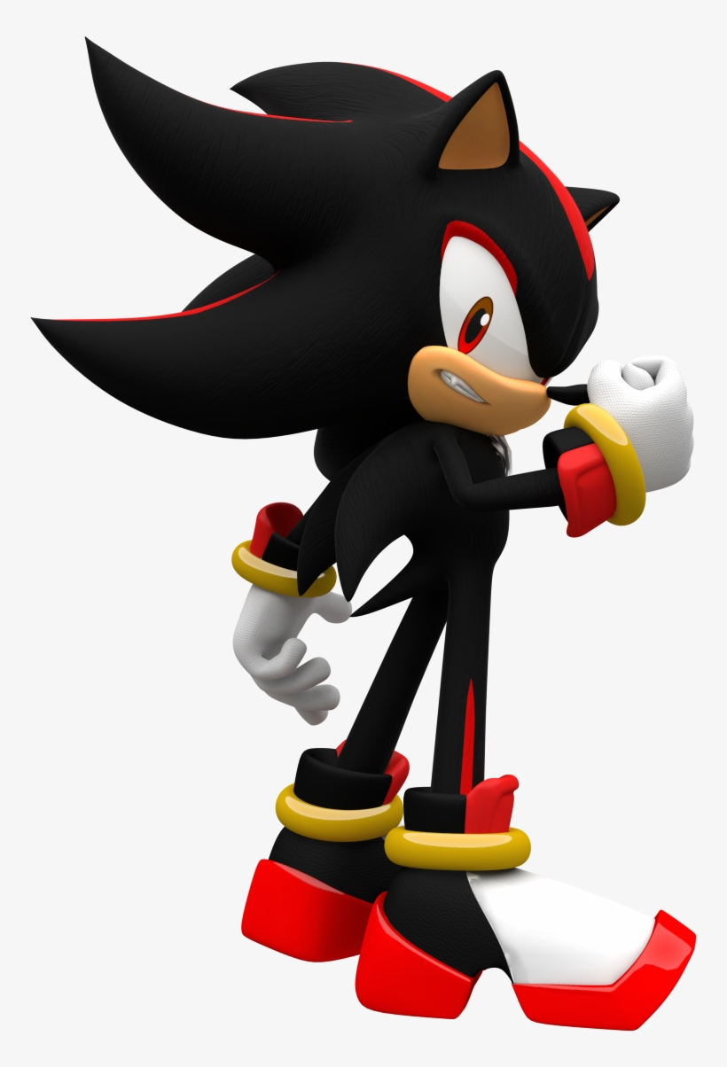 Sonic The Hedgehog Png Shadow The Hedgehog Transparent 731x1093 Png Download Pngkit