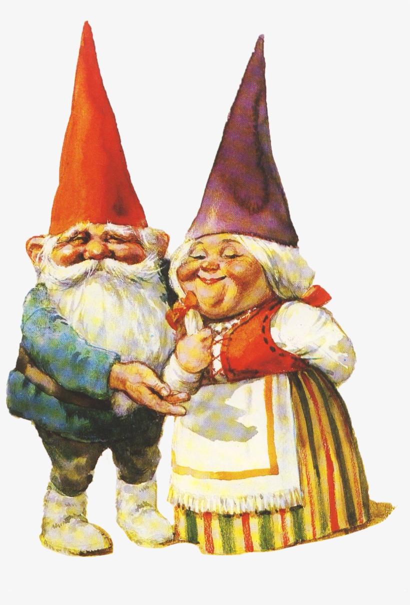 By Rein Poortvliet Gnome House Troll Gnome Garden David De