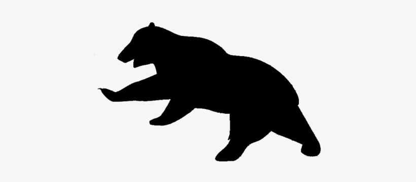 Julia R Stock Market Bear Logo 447x280 Png Download Pngkit