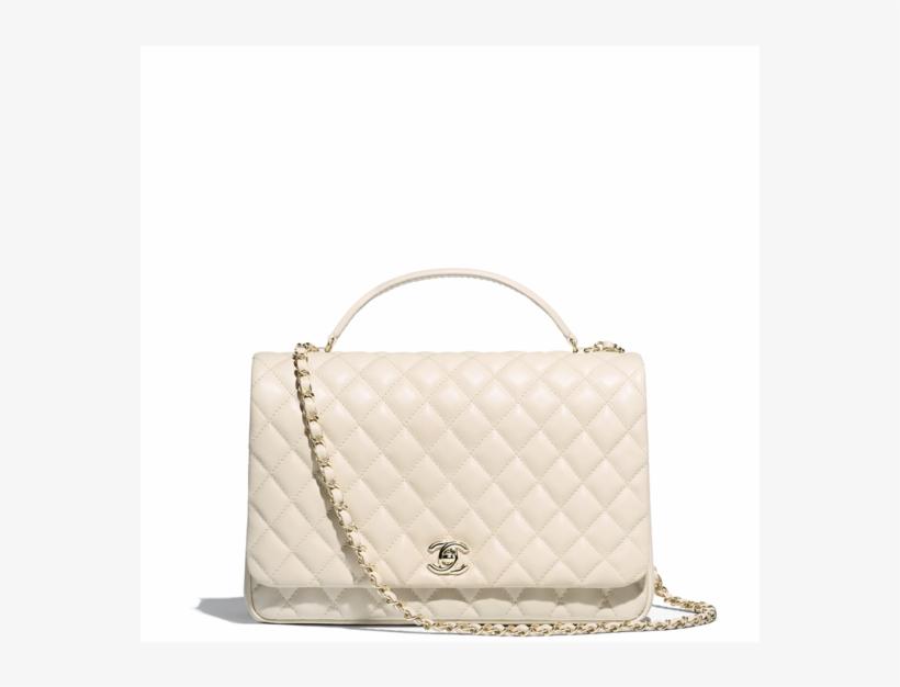 f22ef9b730e6 Chanel Ivory Citizen Chic Medium Flap Bag - Chanel Citizen Chic Flap 2018