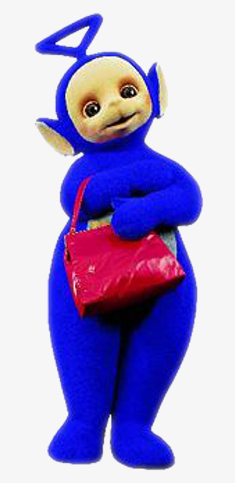 Teletubbies Tinky Winky Bag