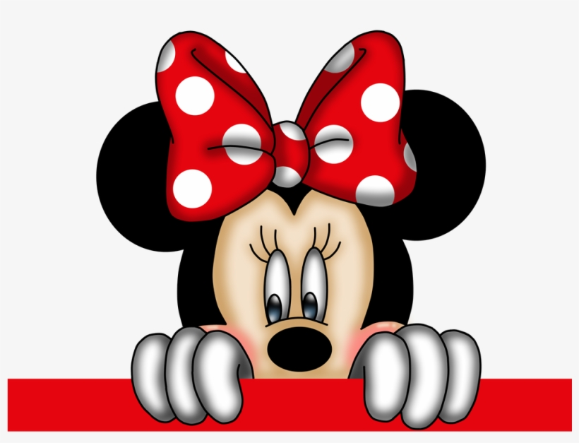 Mickey E Minnie Png Minnie Mouse Red 993x804 Png Download Pngkit