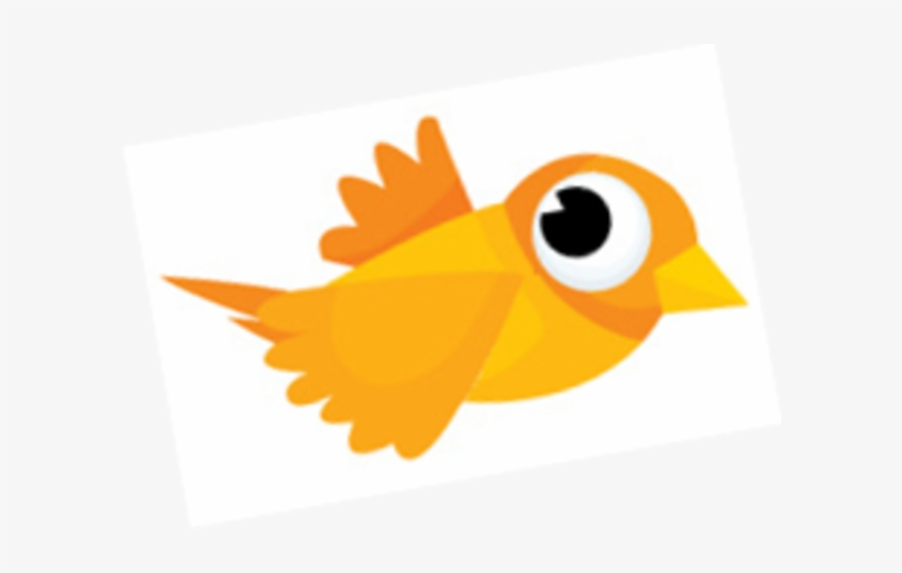 Free Images At Clipart Library - Cute Flying Bird Png - 600x441 PNG