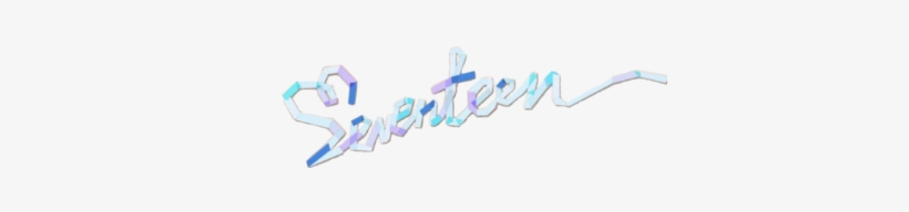 Seventeen Love & Letter Blue - Illustration - 400x400 PNG