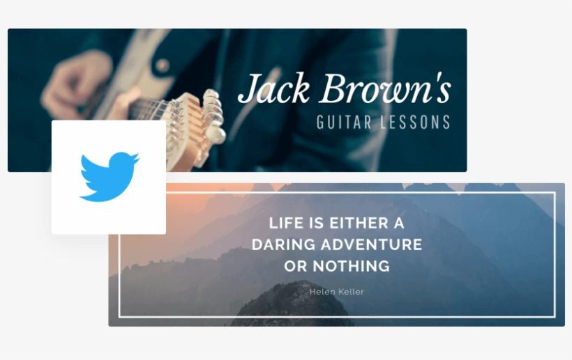 download twitter header